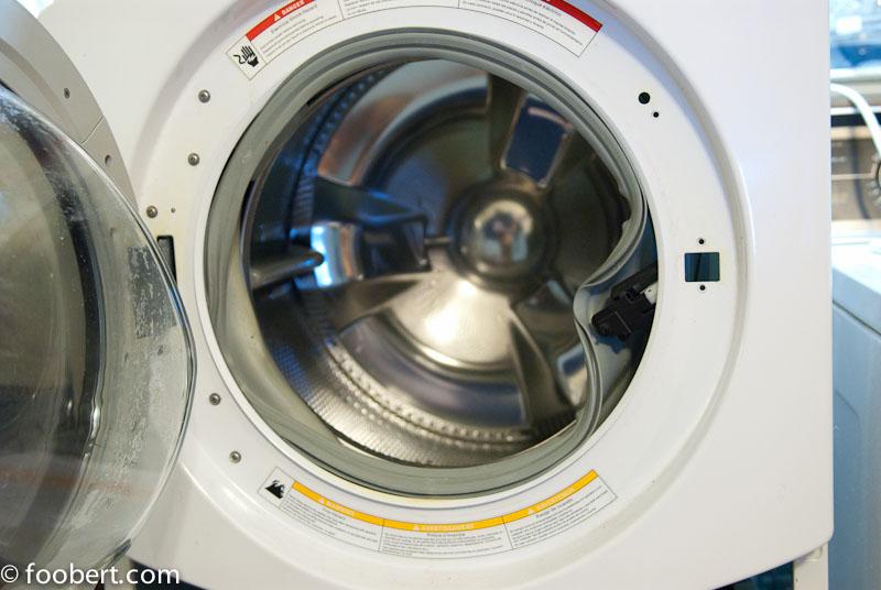 GE Frontload Washer Door Gasket Replacement « Memory Leak